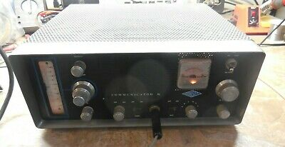 $ CDN370.33 • Buy Gonset Communicator Com IV Two 2 Meter Transceiver Ham *Works* With 1 Xtal