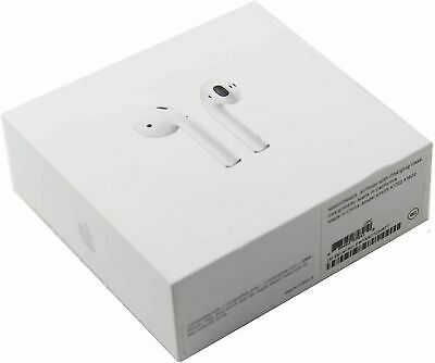 $ CDN139.52 • Buy New Sealed Apple AirPods 2nd Generation Wireless Earbuds & Charging Case