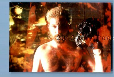 $ CDN3.78 • Buy Found Color Photo W+5812 Hairy Shirtless Man Posed