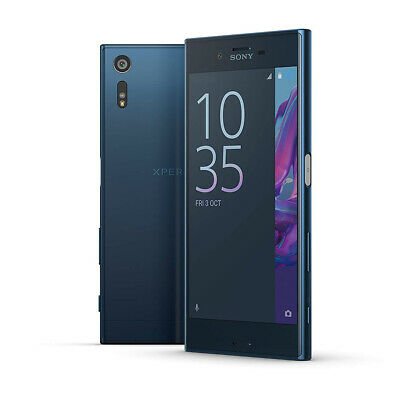 AU254.25 • Buy SONY Xperia XZ F8331-32GB-Mineral Black (Unlocked)Smartphone + 1Yr Warranty.