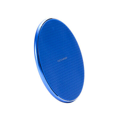 $ CDN12.81 • Buy Wireless Charger Circular Wireless Recharger 7.5W/10W Fast Charger QI X8S7