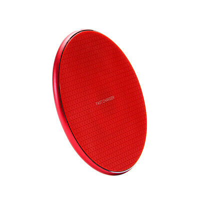 $ CDN12.71 • Buy Wireless Charger Circular Wireless Recharger 7.5W/10W Fast Charger QI O7I7