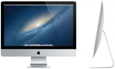 Apple IMac A1418 21.5  Desktop I5 2.7GHz Quad Core - ME086B/A (September, 2012) • 599.99£