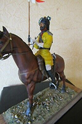 £79.99 • Buy Airfix 1:12th Scale Bengal Lancer 1901 Skinner's Horse Built Painted Model