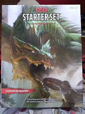 AU20.59 • Buy Dungeons And Dragons Starter Set 5th Edition D&D Starter Kit COMPLETE