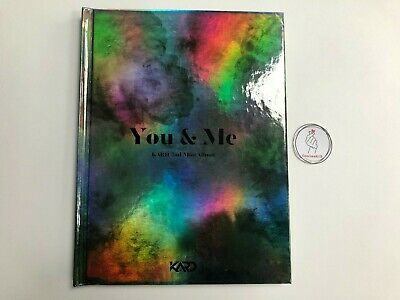 Kard You & Me Album (No Pc's) Kpop • 10£