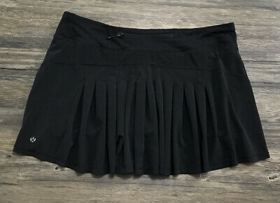 $ CDN22.84 • Buy Lululemon Circuit Breaker Skirt Womens Sz 10 .
