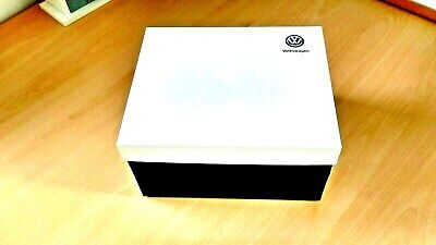 VW Volkswagen Promotional Gift Box Empty Multiple Compartments For Collectors • 0.80£