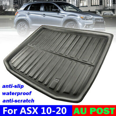 AU33.69 • Buy For Mitsubishi ASX 2010-2020 Heavy Duty Waterproof Boot Cargo Liner Trunk Mat AU