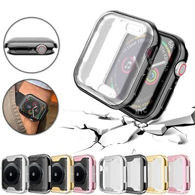 AU4.99 • Buy For Apple Watch IWatch Series SE 6 5 4 3 2 1 Case Soft Full Cover 38 40 42 44mm