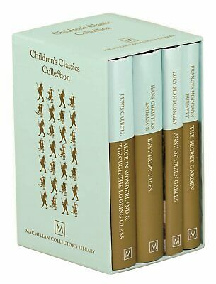 £14 • Buy Children's Classics Collection (Macmillan Collector's Library) Paperback – Illus
