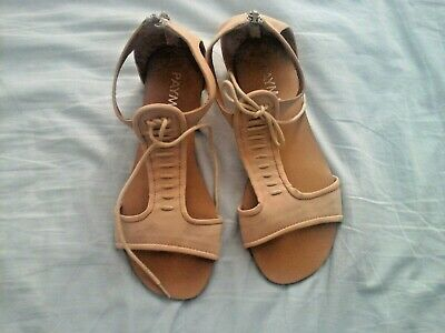 Payma Gladiator Style Sandals Size EUR 39 • 8£