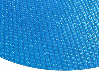 £71.95 • Buy Above Ground Pool 15ft Diameter Deluxe 200micron Bubble Solar Cover Blanket