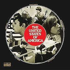 £32.99 • Buy The United States Of America – The United States Of America Clear Vinyl