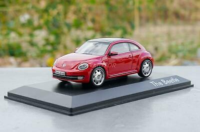 Schuco 1/43 For Volkswagen VW New Beetle Diecast Car Model Gift Black/Red//Blue • 13.95£