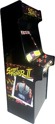 Street Fighter Classic Retro Arcade Machine 2-player & Fully Loaded 15000+ Games • 1,395£