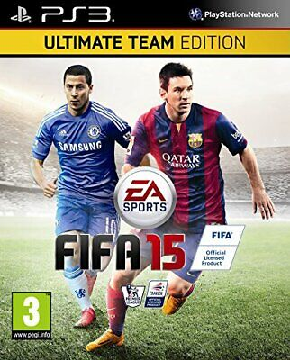 £2.30 • Buy FIFA 15 Ultimate Team Edition (PS3) PLAY STATION 3 Fast Free UK Postage