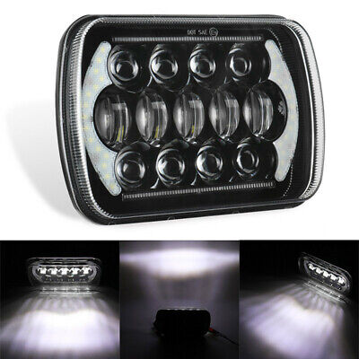 AU45.50 • Buy  7x6'' 5x7'' Inch LED Headlights HI/LO/DRL For 1983-2004 Toyota Hilux + Adapters