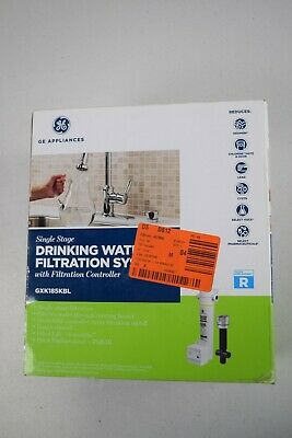 $ CDN48.57 • Buy GE Single Stage Drinking Water Filtration System Reduce 99% Of Lead FQK1K Filter