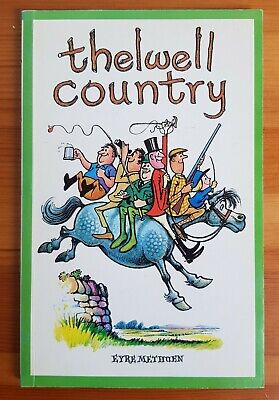 £4.99 • Buy Thelwell Country By Thelwell 1973