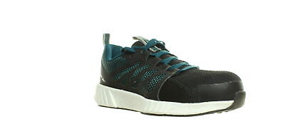 $ CDN46.21 • Buy Reebok Womens Fusion Flexweave Teal Safety Shoes Size 11 (1527761)
