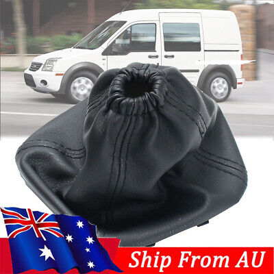 AU18.93 • Buy PU Leather For Ford Transit  06 -14 Car Gear Shift Knob Gaiter Gaitor Boot Cover