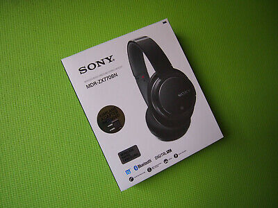 AU253 • Buy Sony MDR-ZX770BN Wireless Noise-Canceling Headphones , AptX, NFC (Black)
