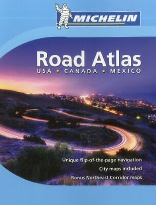 £38.19 • Buy Michelin Road Atlas: USA, Canada And Mexico By Michelin Travel & Lifestyle
