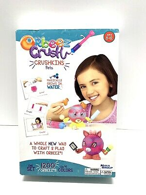 AU31.05 • Buy Orbeez  Crush Crushkins Pets Magically Grows In Water **NEW IN BOX**