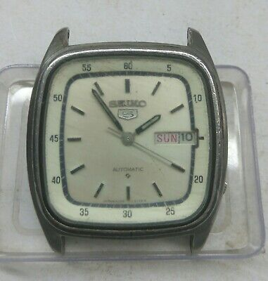 $ CDN26.25 • Buy Vintage Seiko 6309-514a   Automatic Watch ( Balance Is Ok ) For Parts & Repairs