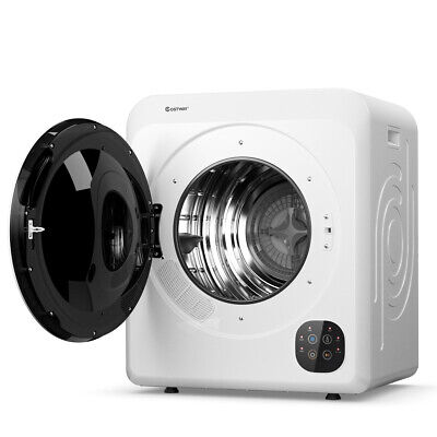 View Details 1700W Electric Tumble Laundry Dryer Stainless Tub 13.2 Lbs /3.22 Cu.Ft • 349.79$