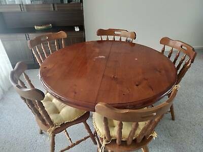 AU150 • Buy Extendable Dining Table With 6 Chairs