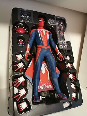 $ CDN470.52 • Buy Hot Toys VgM31 Spider-Man Ps4 Advanced Suit