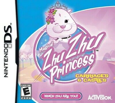 £1.29 • Buy Zhuzhu Princess: Carriages And Castles - Nintendo DS - Game Only