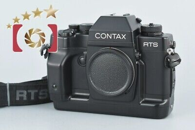 $ CDN424.83 • Buy Very Good!! CONTAX RTS III 35mm SLR Film Camera Body