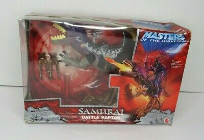 $38.99 • Buy Samurai Battle Raptor MASTERS OF THE UNIVERSE Classics MOTU 200X MIB #2