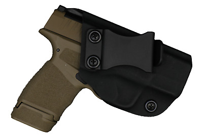 $19.89 • Buy IWB Concealed Carry CCW Kydex Holster Appendix SOB Strong - Right Hand - Black
