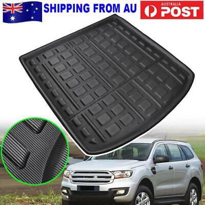 AU46.69 • Buy Heavy Duty Waterproof Trunk Mat Cargo Boot Liner For Ford Everest SUV 15-20