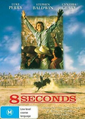 AU12.37 • Buy (drama) (new & Sealed) (8 Seconds) Luke Perry) (a True Story) (r#4) Pal Free P/h
