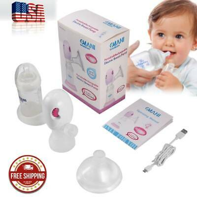 $18.56 • Buy Hospital Grade Double Electric Breast Pump Milk Bottle FDA Approved BPA Free USA