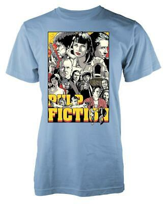 £9.99 • Buy Pulp Comic Book Cover Fiction Movie Adult T Shirt