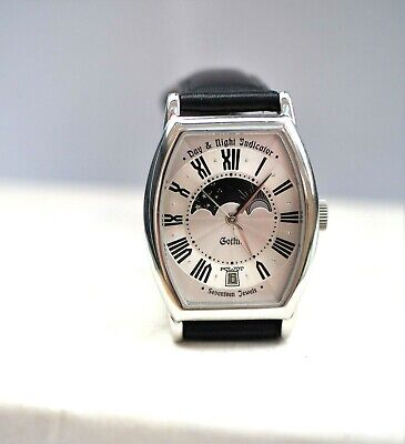 £74 • Buy Poljot Rare Manual Wind Day & Night Indicator Watch Limited Edition-1940's Style
