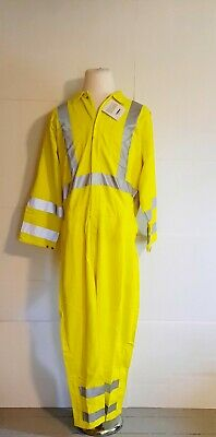 $99.98 • Buy Lakeland 4XL Type R Reflective Jumpsuit Coveralls Overalls Mens Neon Yellow Work
