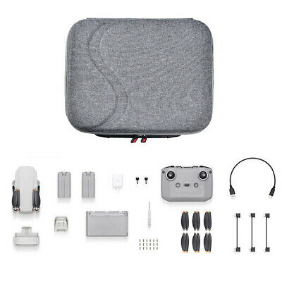 AU80 • Buy For DJI Mavic Mini 2 Drone All In 1 Carrying Backpack Storage Bag Case Pouch Box
