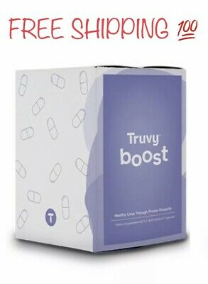 $89.79 • Buy TRUVISION Health MONTH 4 Wk WEIGHT LOSS TruControl BOOST 30 Day DIET TRUVY  💯