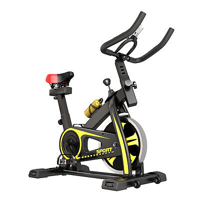 ULTRAPOWER Exercise Bike Home Fitness Workout Cardio Machine Indoor Training • 179.99£