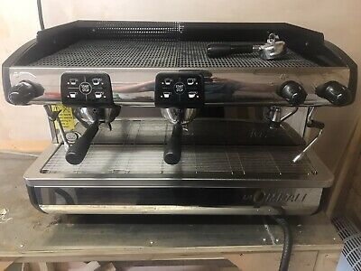 £800 • Buy Commercial Coffee Machine 2 Group La Cimbal M24