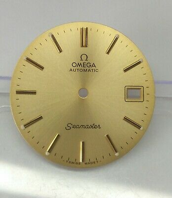 $ CDN95 • Buy Vintage Omega Seamaster 1010 Dial Wrist Watch Repainted Dial Excellent Condition