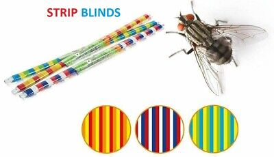 £7.49 • Buy Buzz Plastic Door Blind Screen Strip Fly Insect Curtain 90cm 200cm X 1| FAST SRV