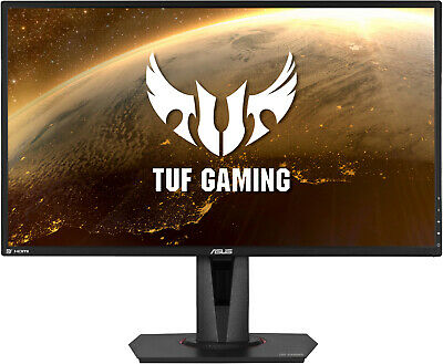 AU672.73 • Buy 27  ASUS TUF Gaming 1440p 165Hz 1ms IPS A-Sync HDR Monitor